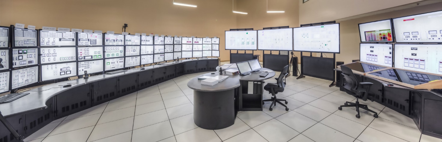 Nuclear Power Plant Control Room division