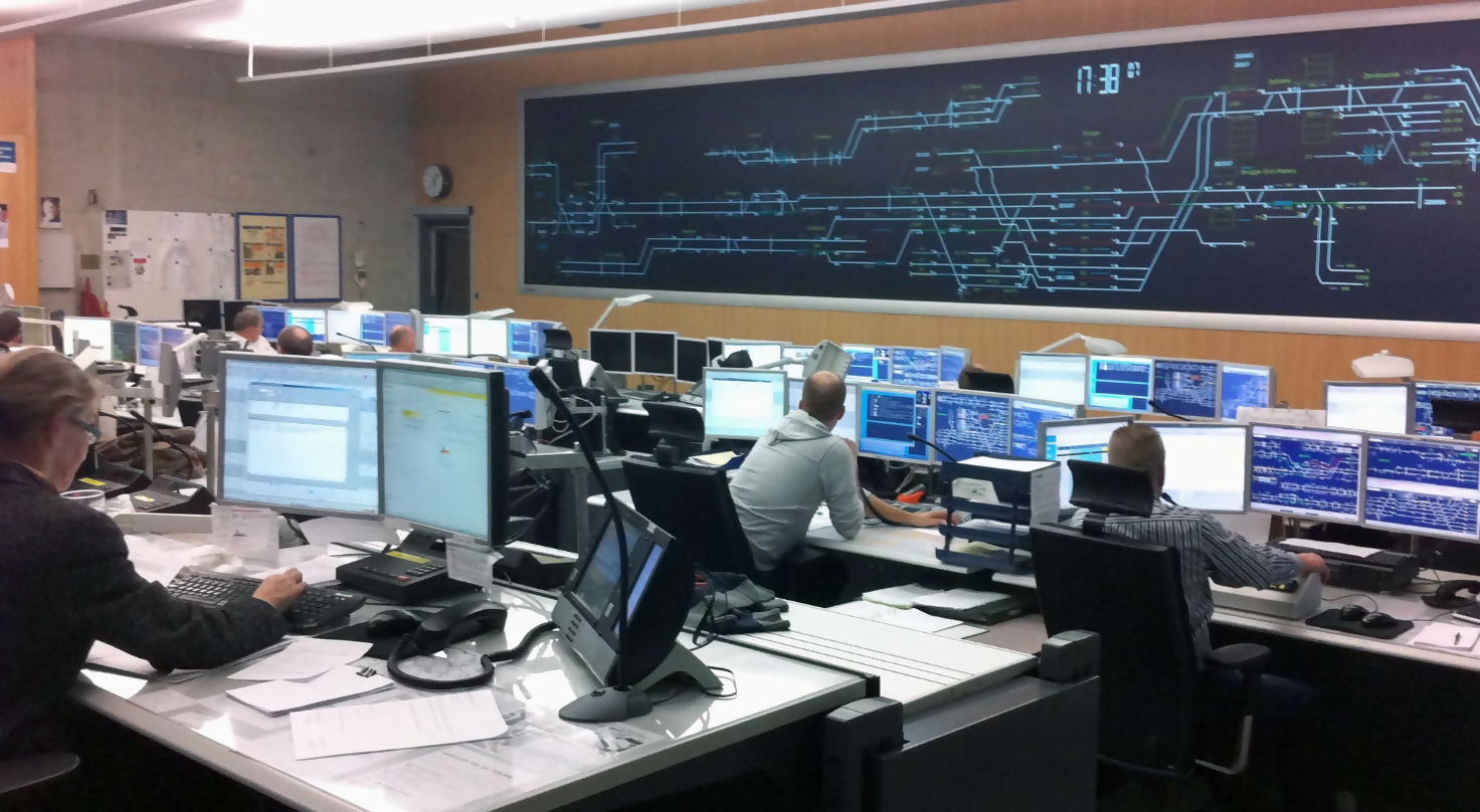nuclear power plant working environment